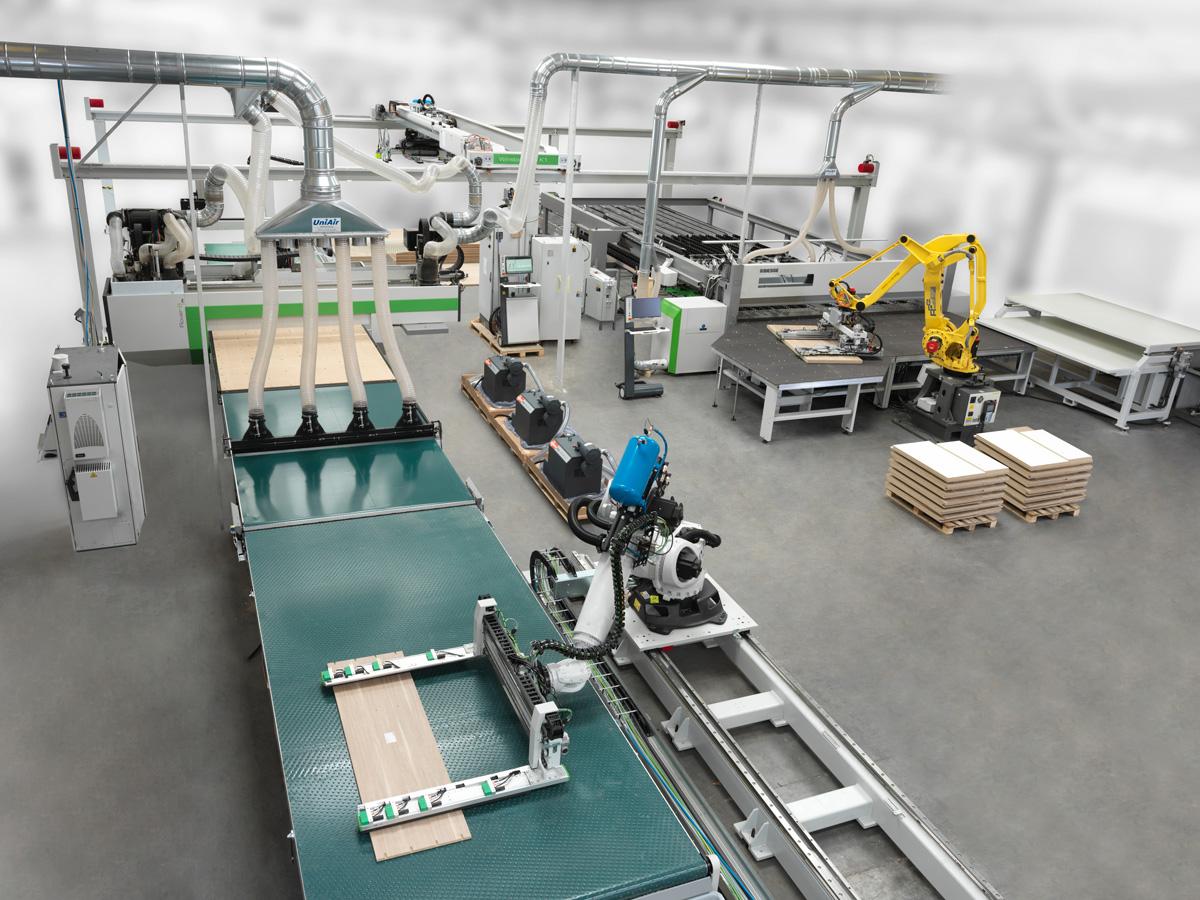 biesse manufacturing