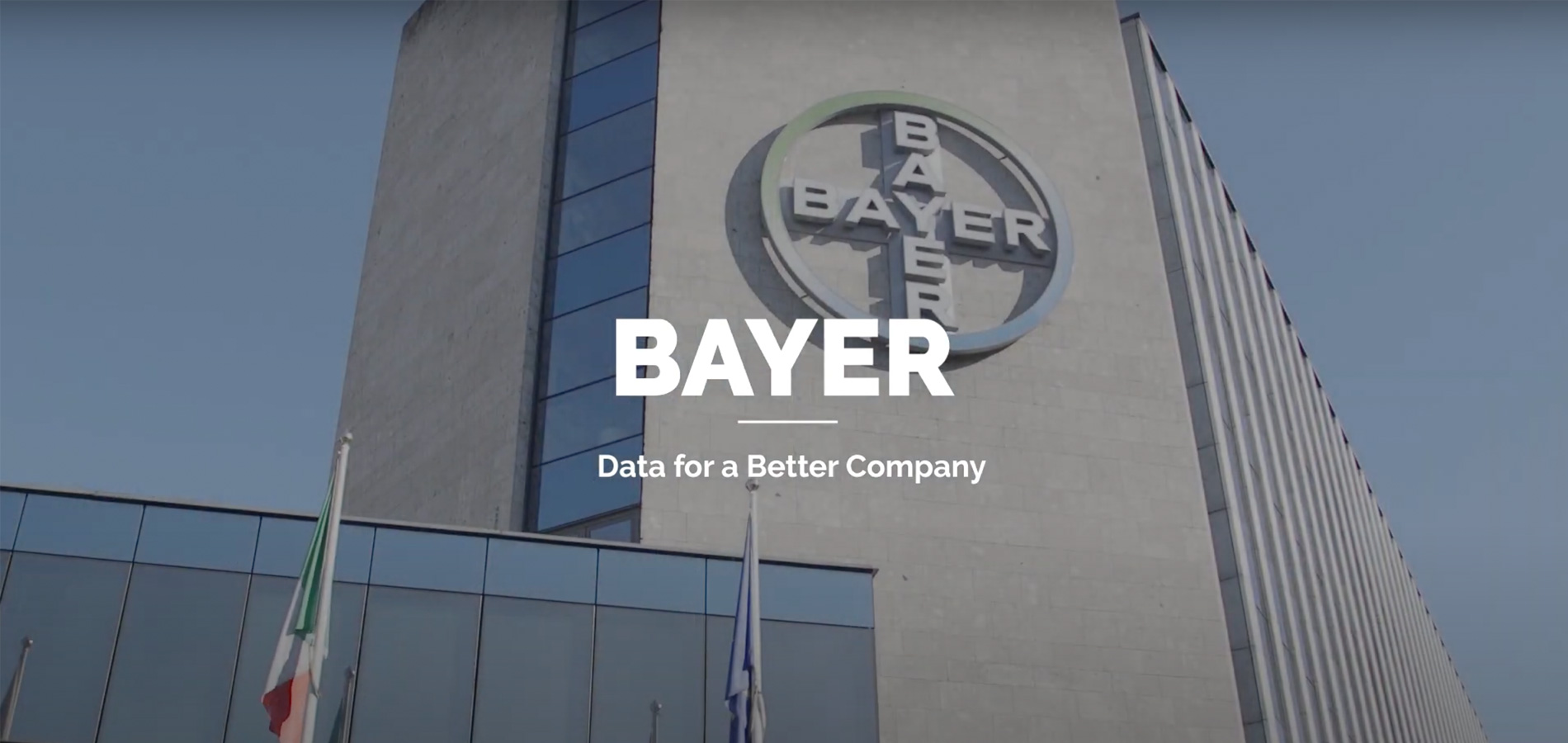 Bayer data for a better company