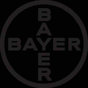 Bayer logo black