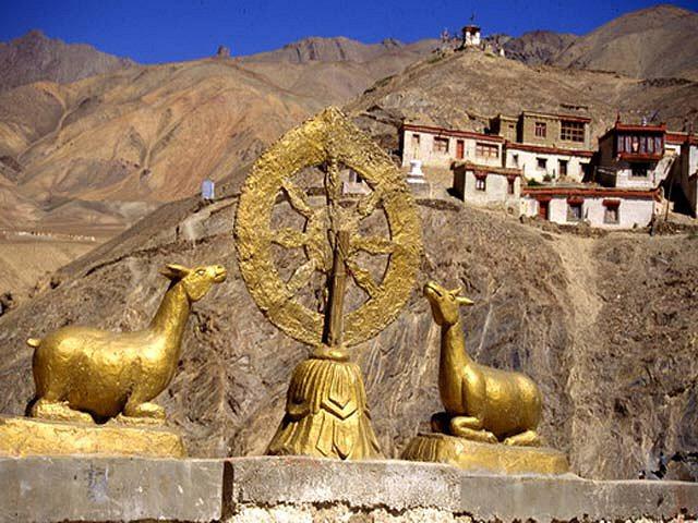 ladakh lamayuru monastero