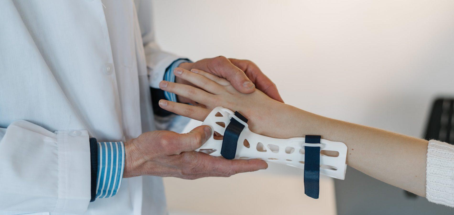 medical device 3d print prosthesis